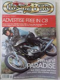 Časopis Classic Bike  6/2001