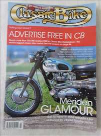 Časopis Classic Bike  7/2001