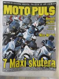 Časopis Motopuls 110/2010