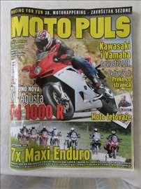 Časopis Motopuls 111/2010