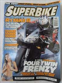 Časopis Super Bike 5/2002