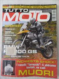 Časopis Tutto Moto 3/2004