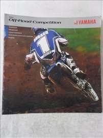 Prospekt Yamaha Off Road, engleski, 24 str.