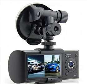 Dual Auto kamera- PROFI
