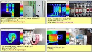 Davanje stručnog nalaza elektroinstalacije