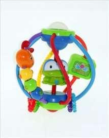 Edukativna igračka - spiralna zvečka br. 1