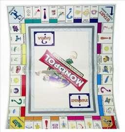 Monopol na srpskom - društvena igra