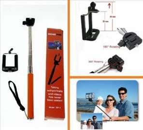 Monopod - štap za selfi slikanje akcija