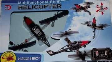 4CH RC helikopter- leti u svim pravcima!