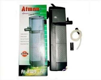Potopna pumpa sa filterom za akvarijume