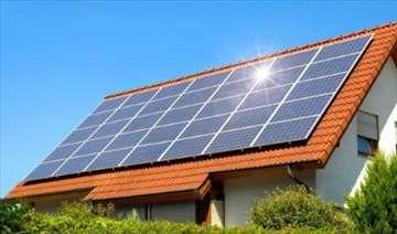 Solarni Paneli 80W - novo