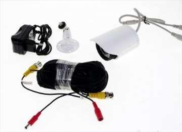 Vodootporna kamera za video nadzor novo
