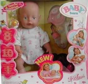 Akcija - Baby born lutka - model 1