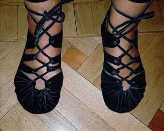 Moderne kožne ženske sandale - RASPRODAJA
