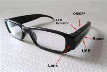 Spy naočare sa ugrađenom kamerom