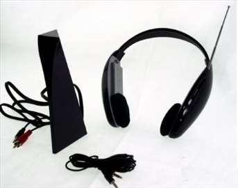 Wireless (bežične) slušalice novo