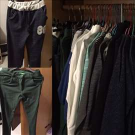 Dečja garderoba, nova