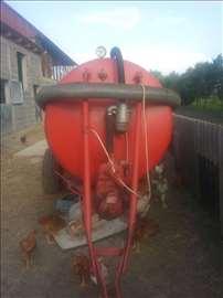 Na prodaju cisterna za fekalije