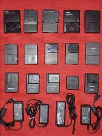 Canon, Nikon, Sony, Panasonic, Sony, Fuji, HP....