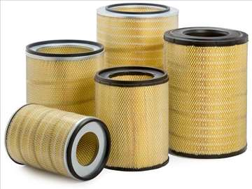 Filteri vazduha za teretna vozila , bagere........