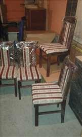Nove stolice
