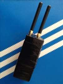 Ometač GPS signala / blokator signala / jammer