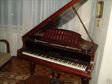 """""""Petrof"""" klavir"""