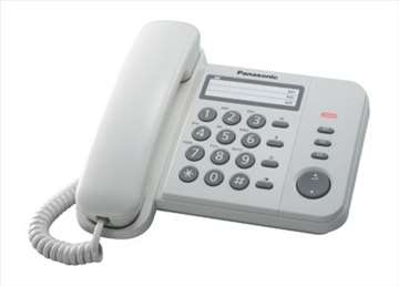Telefon Panasonic KX-TS520, novo