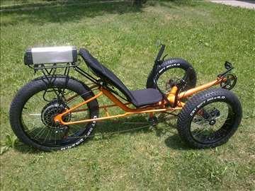 Fat Trike Elektro