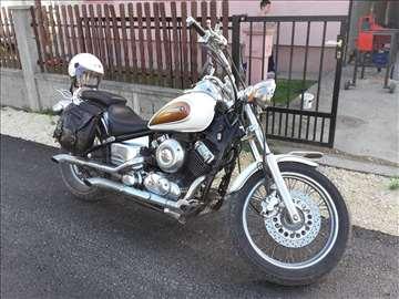 Yamaha dragstar650