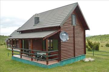 Crna Gora, Žabljak, kuća za odmor