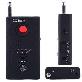 Detektor skrivenih bubica /GSM / kamera