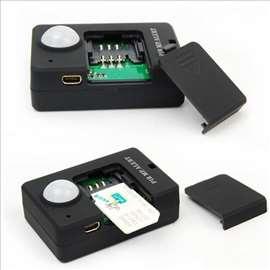 GSM prisluškivač sa senzorom na pokret