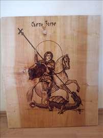 Ikona sv. Đorđa