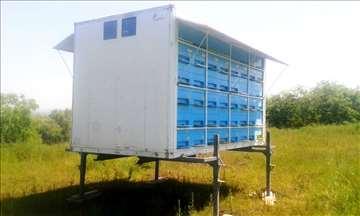 Pčelarski kontejner