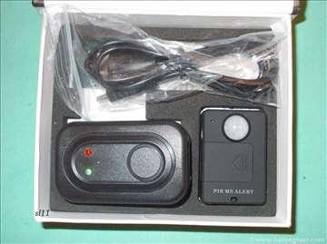 Prisluškivač GSM sa senzorom na pokret
