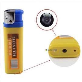 Špijunska kamera u upaljaču