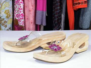 Ženske papuče Skechers