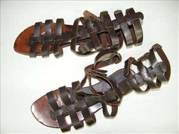 Ženske sandale Rimljanke