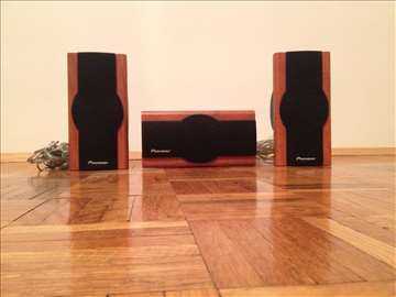 Pioneer risiver i 5 zvučnika