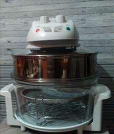 Turbo halogena pećnica HLO 3322/HLO2207