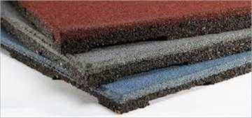 Gumeni podovi od reciklirane gume!
