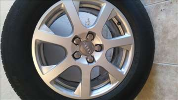 Michelin gume Audi a4 sa alu-felnama