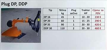 Plug DP, DDP