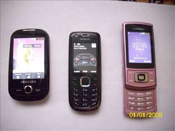Prodajem Samsung telefone