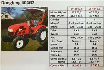 Traktor Dongfeng 404G2