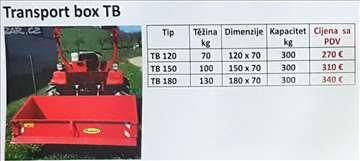 Transport box TB