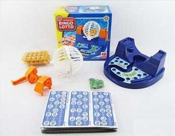Društvena igra - bingo / loto / tombola