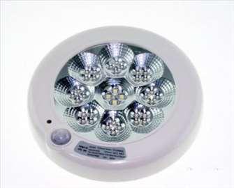 LED lampa sa senzorom - novo