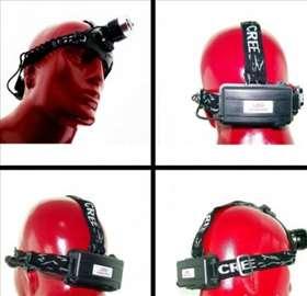 LED lampa sa trakom za glavu sa Zoom-om